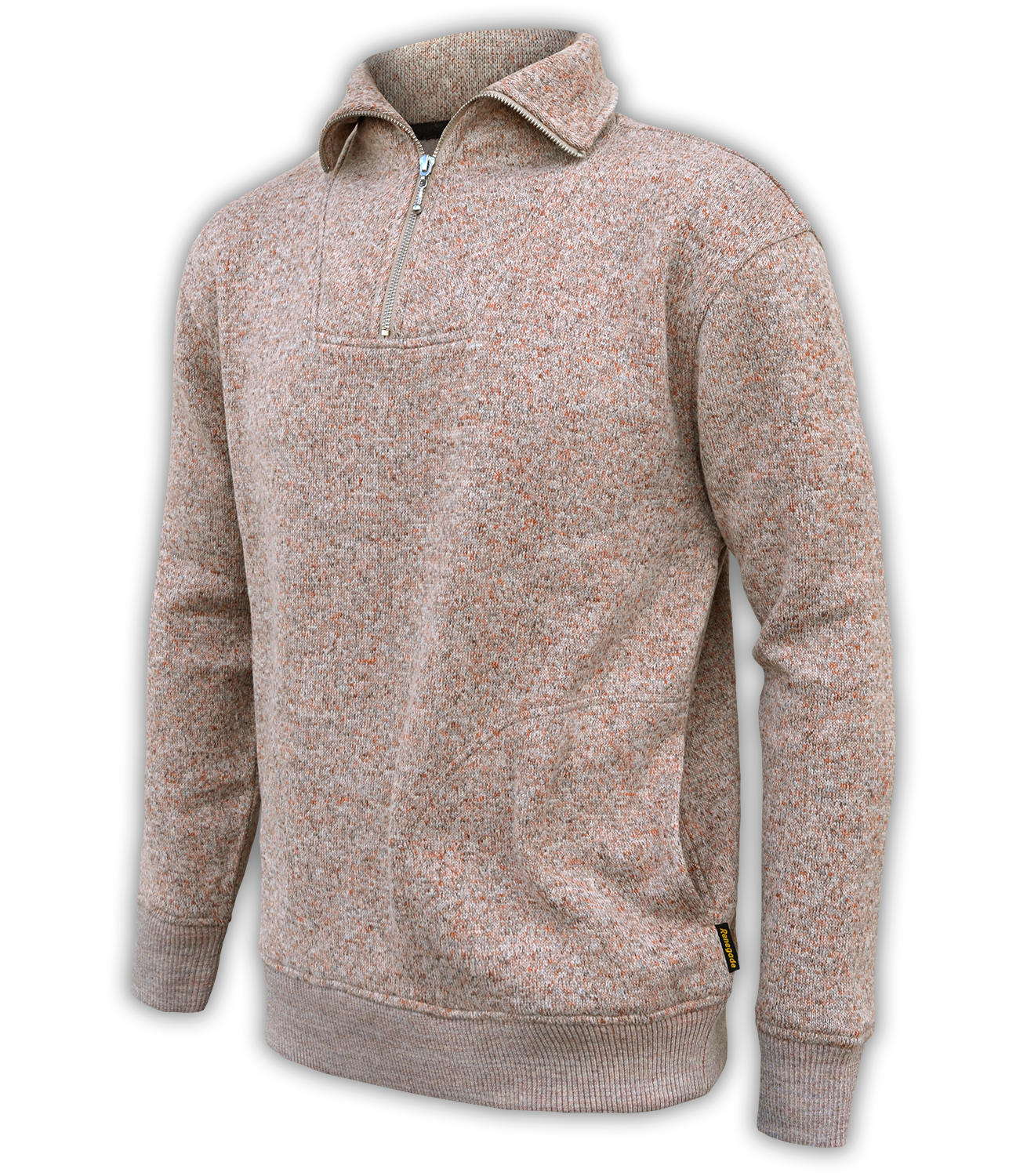 men's loosely fitted pullover